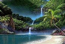 Places of Mystic Adventure