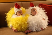 Ridiculous Costumes I Will Make My Future Children Wear For Halloween / by Sarah Cool