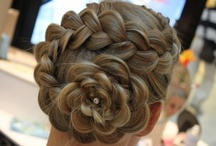 Fabulous hair and great style