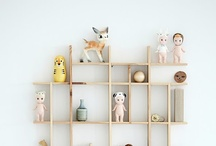 good ideas for the kids room / by Yael Ilan