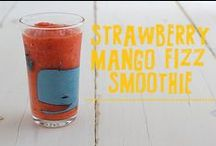 smooooth / smoothies to make / by Amber Neid