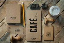 Papeleria / Diseños de papelería y folletos.