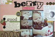 Scrapbook / Ideas para hacer tu propio libro de recortes con collages, fotografías o imágenes de distintos lugares.