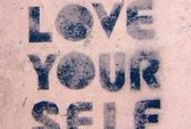 Self Love / Where anyone can come to get a hit of love directed at themselves!