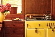 Kitchen Plans / by Karen Austin Brigham
