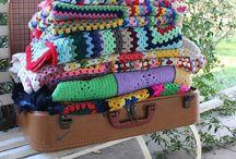 Crochet / So much yarn..... So little time !!