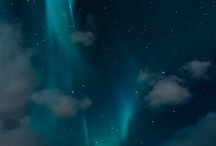 Heavens - Earth  - Space