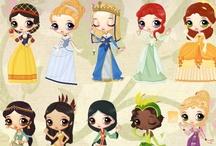 Fairytales / Disney / Mother Goose