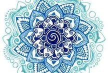 blue / by Amber Neid