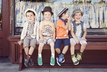 kids fashion and styling / Kids fashion, styling tips for photo shoots and kids home decor ideas. / by Moozle