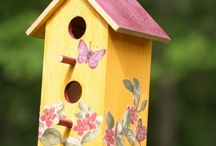 Bird Cages And Feeders