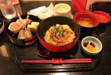 Japanaise food / by Monica Giovine