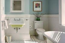 Bathrooms / by Katherine Nabors
