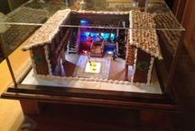 Kill Bill Gingerbread House 2013 / by Country Velador