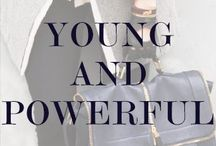 Career / young + powerful. / by Elisabeta Pasca