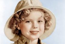 Shirley Temple - Gone but never forgotten! / Shirley Temple Black, who as a dimpled, precocious and determined little girl in the 1930s sang and tap-danced her way to a height of Hollywood stardom and worldwide fame that no other child has reached, died on Monday night at her home in Woodside, Calif. She was 85.