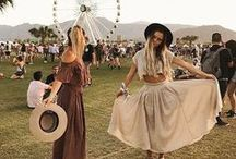 Music Festival Style / Festival fashion to inspire you throughout the season.