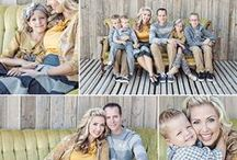 {What To Wear for Photos} / Inspiration on what to wear for photography shoots! Engagement, senior, and family sessions.