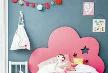 Children's bedrooms / by Katherine Nabors