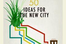 urban inspiration / Green Infrastructure / by Karen Kottkamp