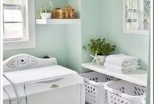 Laundry Rooms / by Katherine Nabors