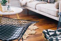 Living Room / by Sarah Reid