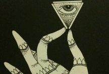 Occult Art / Moments of inspiration... / by Lindsey Thornburg