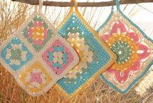 Crochet presine/