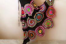Crochet indossato