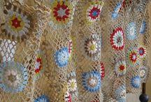 Crochet tende/