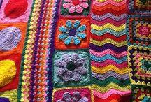 Crochet coperte/