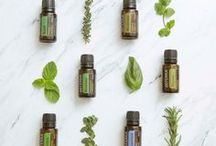 ESSENTIAL OILS / Toxin-free living & healing with essential oils and plant-based products