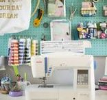 Sewing Space Inspo