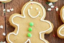 Christmas Recipes & Ideas / Delicious recipes and cute ideas for parties and crafts for Christmas time! / by Something Swanky