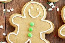 Christmas Recipes & Ideas / Delicious recipes and cute ideas for parties and crafts for Christmas time!