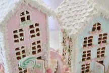 - Gingerbread - / by Sari | Muistojen polulla |