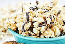 Popcorn Recipes / POP! pop! POP! / by Something Swanky
