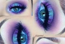 Makeup Inspirtaion / Makeup. Vegan Makeup. Cruelty Free. Inspiration. Colors. Contouring.