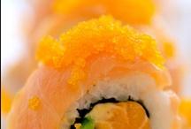 Sushi, maki, nigiri, sashimi, unagi, temaki, tempura / A marriage of fine ingredients    ❤    I just never get enough / by D. Dberto