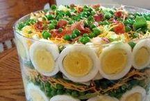 Soup & Salad Recipes / by Cheri Dektas