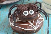Halloween Recipes & Ideas / Halloween treats and spooky ideas!