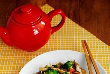 Recipes: Chop Sticks / by Laura Lanning Shipton