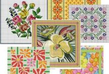 Cross Stitch / Embroidery, cross stitch, needlework / by Bailey Marie & Me