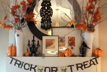 Halloween Ideas & Recipes / by Angela Krohn