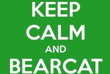 Keep Calm & Bearcat On! / For your study break / by Binghamton University