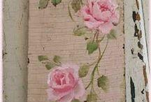 - Art | Roses - / by Sari | Muistojen polulla |