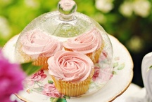 Pretty cupcakes / by Tash Kelly