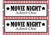 Movie Night - ALSA LC UI Inauguration Night