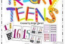 Kindergarten Math / by Amy Dow Levesque