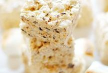 Rice Krispie Treat Recipes / ...because Rice Krispie Treats need their own board. / by Something Swanky